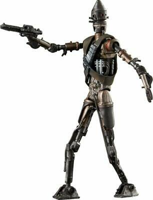 """Star Wars - The Black Series Battle IG-11 Droid 6"""" Action Figure Scale - Multi"""