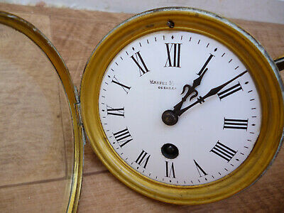 antique clock movement-compleat