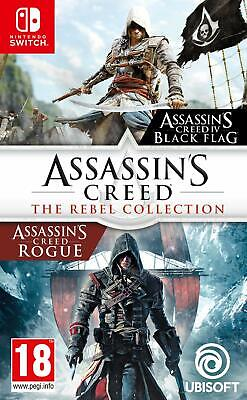 Assassin's Creed: The Rebel Collection (Nintendo Switch) (New) - (Free Postage)