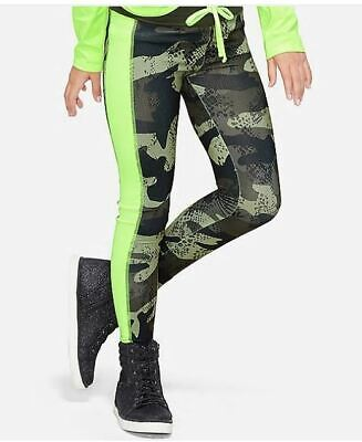 Justice Color Block Leggings - NWT - Amy Green