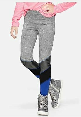 Justice Color Block Leggings - Imperial Blue - NWT - Free Shipping