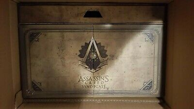 Assassins Creed Syndicate PS4 Collector Big Ben Edition