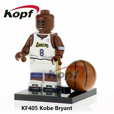 kobe bryant Collectible Set. 24 & 8 ❤️ LEGO Lookalike Piece.
