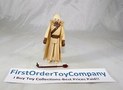 Vintage Star Wars 1977 Sand People Tusken Raider Loose Figure COMPLETE C-8+