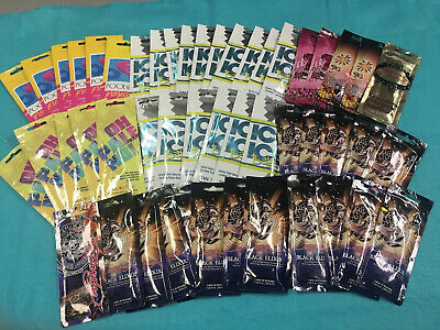 ED HARDY ASSORTED PACKETS TANNING LOTION Lot Of 50 PACKETS