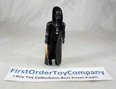 Vintage Star Wars 1977 HK COO Darth Vader Loose Figure COMPLETE C-9+