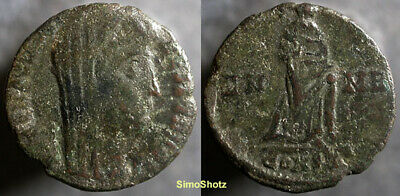 "Ancient Roman Coin - Constantine I (""the Great""), Deified - Constantinople Mint"