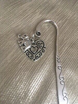 Elephant Metal Bookmark - New!