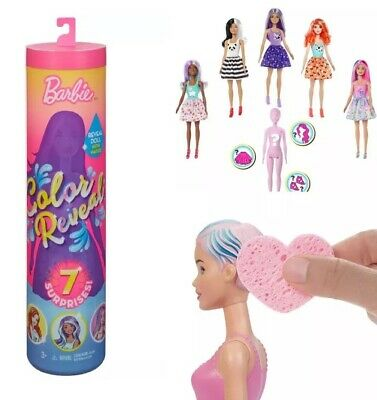 ✨Barbie Color Reveal Change Doll 7 Surprises Mattel Styles May Vary IN HAND New✨