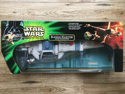 Star Wars B-Wing Fighter Power Of The Force