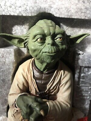 Star Wars Yoda Gentle Giant Collectible