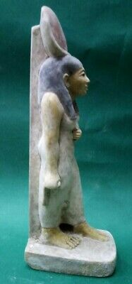 RARE ANCIENT EGYPTIAN ANTIQUES Statue GODDESS HATHOR God Of Joy Dance 1809 BC
