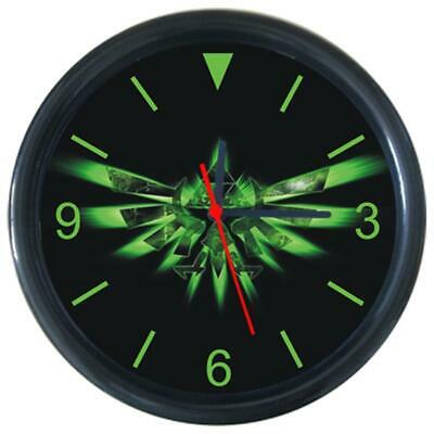 Hot Cartoon Logo Legend Of Zelda Design Anime Wall Clock Cool