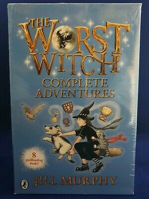 The Worst Witch Complete Collection - 8 Books - JILL MURPHY