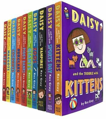 Kes gray daisy and the trouble collecton 10 books set, Kes Gray, Very Good Book
