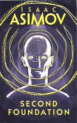 Second Foundation, Asimov, Isaac, Excellent Book