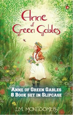 Complete Anne of Green Gables Collection - 8 Books, , New Book
