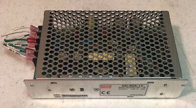 meanwell powergate dc to dc power supply sd-50a-5