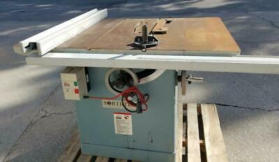 Northtech Industrial Machinery NT-12L-73 Table Saw