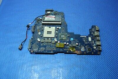 TOSHIBA Satellite P775-S7148 INTEL Laptop Motherboard K000122820 LA-7212P