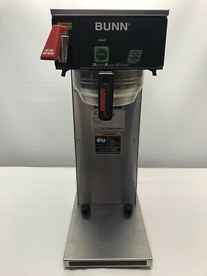 Bunn 23001.0059 CWTF APS-DV Airpot Brewer with Stainless Steel Funnel
