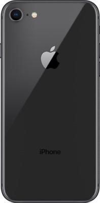 Apple iPhone 8 - 64GB - Space Gray A1905 GSM UNLOCKED ~OPEN BOX~ EXCELLENT!
