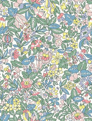 Flower Show Spring - Hyde Floral, by Liberty Of London 721A