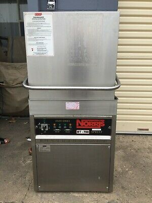 Norris Pass through Commercial Dishwasher