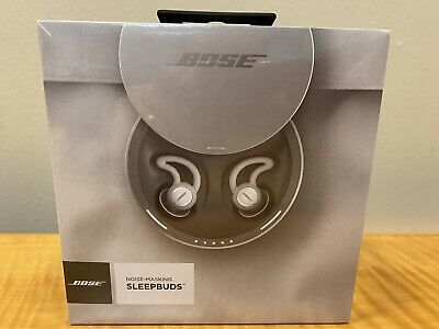 Bose Noise-Masking Sleep Buds Sealed pack - Silver-*In Stock Ready To Ship*