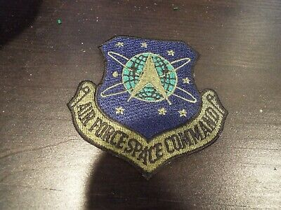 us air force Space command patch free sh