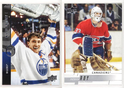 2019-20 Ud 30 Years Of Upper Deck Gretzky Roy Mcdavid U-Pick From List