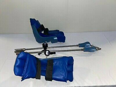 Allen Medical S.A.M. III Stirrup System Pair Foot Surgical Table
