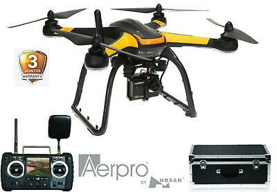 Aerpro Professional 1080p Inspection Drone Full HD Camera, Accurate GPS $1119RRP