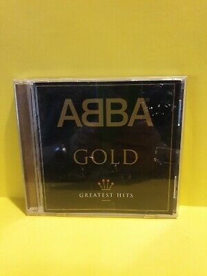 Abba Gold 🎵 Greatest Hits - MUSIC CD🎵 FREE POST