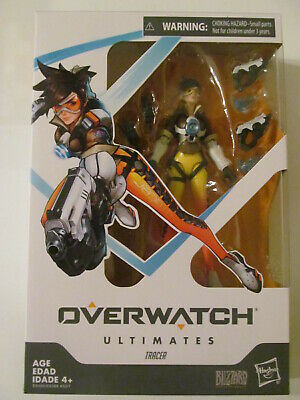 """Overwatch - Ultimates Series - Tracer 6"""" Collectible Action Figure - Sealed"""