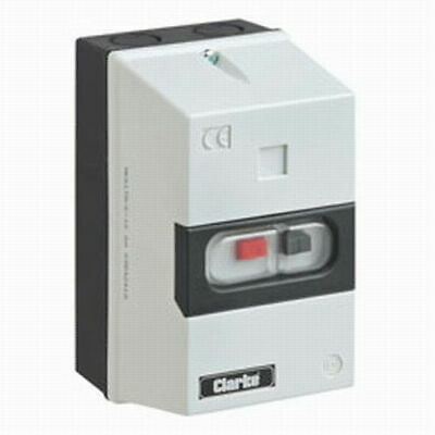 Clarke Electric Direct On Line Motor Protective Starter Overload [6 - 10 AMP]