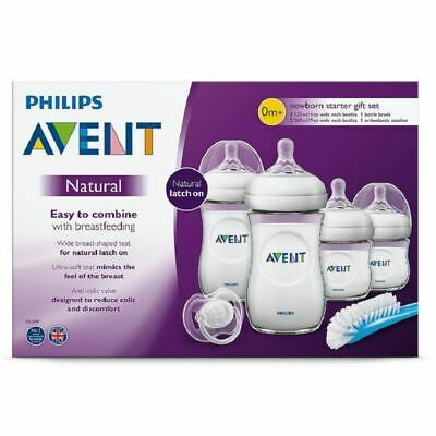 Philips Avent Natural Newborn Starter Gift Set 0m+