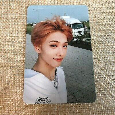 NCT Dream JISUNG [ WE GO UP Official Photocard ] 2nd Mini Album / New /+Gift