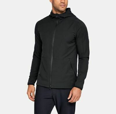 Under Armour Storm Perpetual Jacket Mens Large NWT Black 1320690