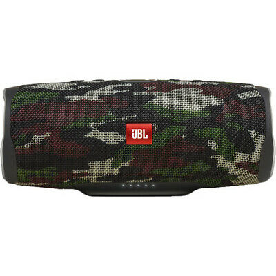 JBL Charge 4 Portable Bluetooth Speaker - Camouflage (JBLCHARGE4SQUADAM)