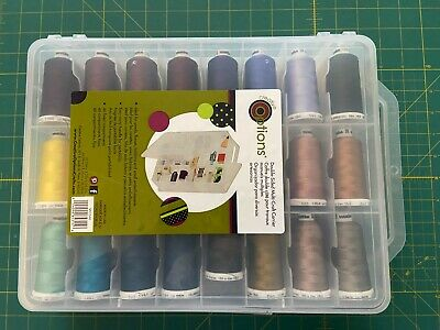 Madeira Rayon 40 Wt Embroidery Thread 1100 Yards Cones (#8)