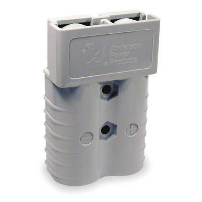 Blue ANDERSON POWER PRODUCTS Connector,Wire//Cable 6326G1