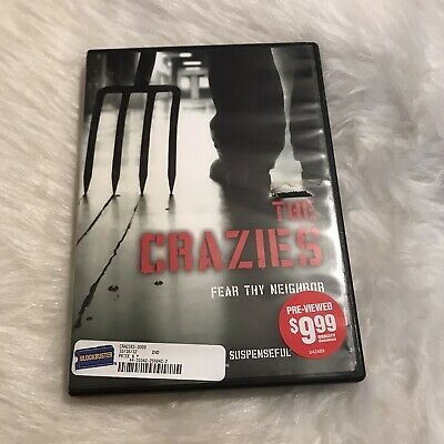 The Crazies DVD Preowned