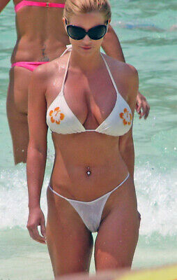 Jessica Simpson In Bikini 8x10 Picture Celebrity Print