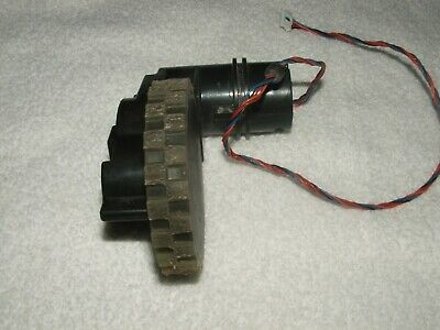 Brush Motor Assembly with Motor Neato BotVac used original parts