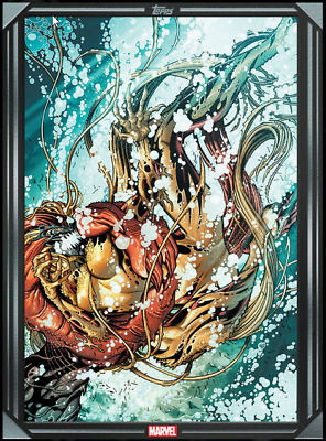 2020 COMIC BOOK DAY SILVER CURSE OF CARNAGE #3 Topps Marvel Collect Digital