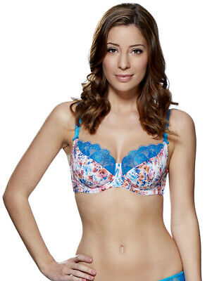 Lepel /'Rosey/' Balcony Bra Various Sizes Available 14073