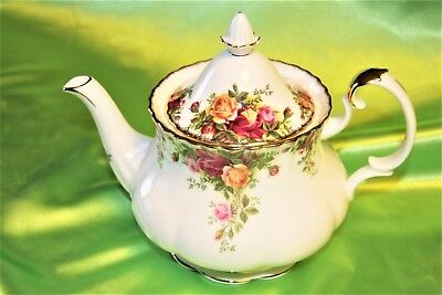 381C 1 ZUCCHERIERA H7,5CM ROYAL ALBERT OLD COUNTRY ROSES ENGLAND
