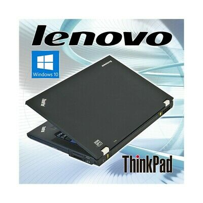 "COMPUTER PORTATILE NOTEBOOK LENOVO T420 i7 2640M 14"" 4GB 250GB WINDOWS 10 PRO-"