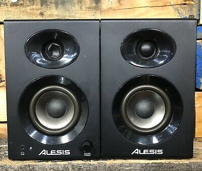 ALESIS Elevate 3 Powered Desktop Studio Monitor Speakers